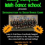 Dance Camp Summer 2018