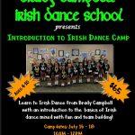 Dance Camp Summer 2018